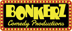 Bonkerz Comedy Productions Logo