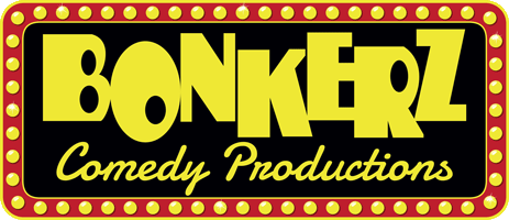 Bonkerz Comedy Productions Retina Logo