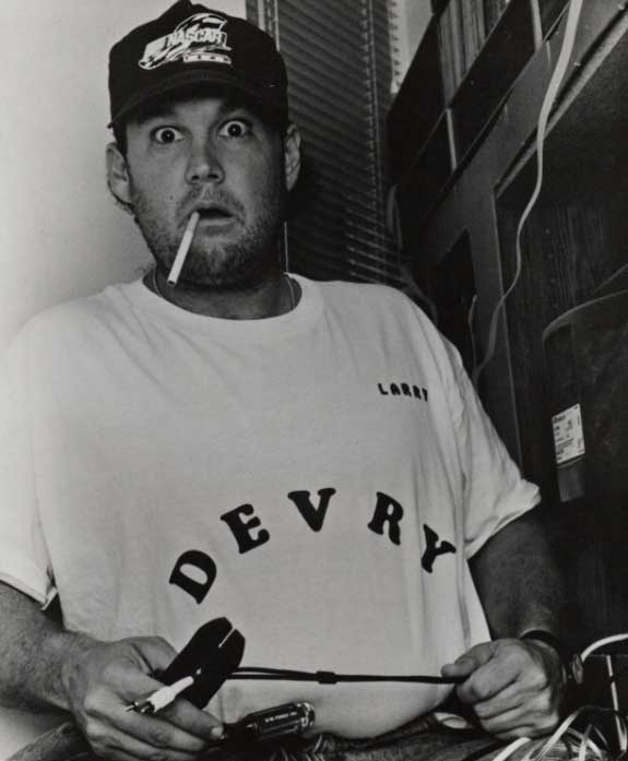 Larry the Cable Guy - Original Headshot