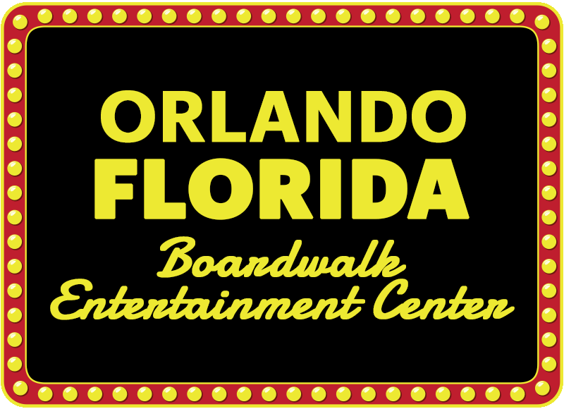 Orlando, Florida - Boardwalk Entertainment Center