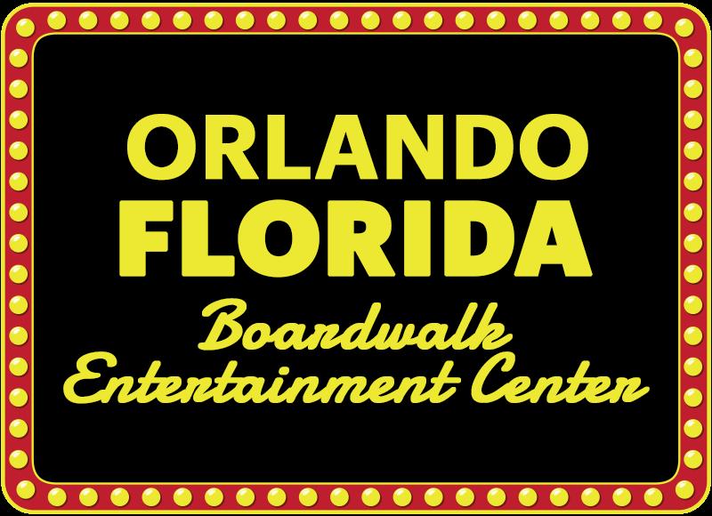 Orlando, Florida - Boardwalk Entertainment Center