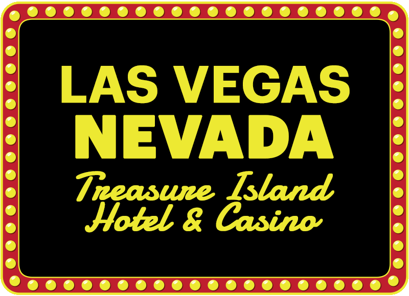 Las Vegas, Nevada - Treasure Island Hotel & Casino