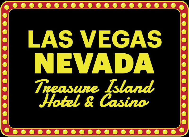 Las Vegas, Nevada - Treasure Island Hotel & Casino