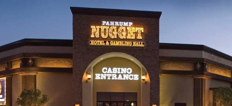 Bonkerz Comedy Club - Pahrump inside the Event Center at Pahrump Nugget Hotel and Casino
