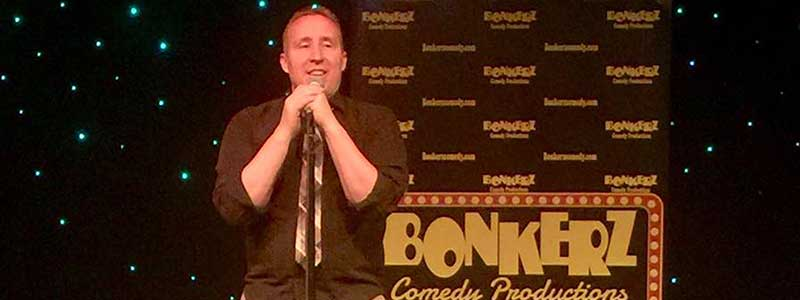 Bonkerz Comedy Club - Las Vegas inside Rampart Casino
