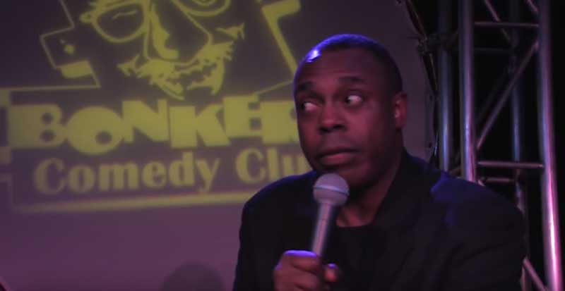 Book a Comedian - Michael Winslow at Bonkerz