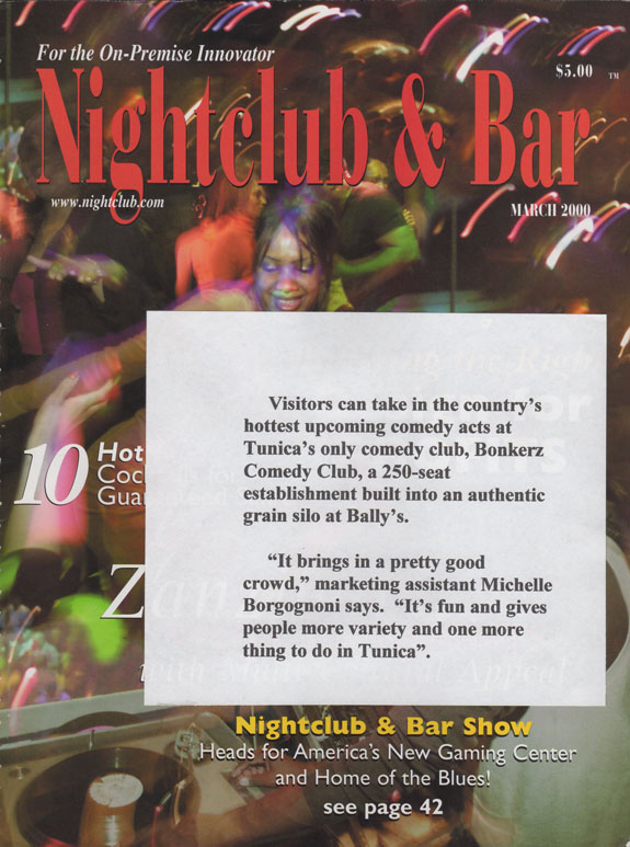 2000 Nightclub & Bar Magazine