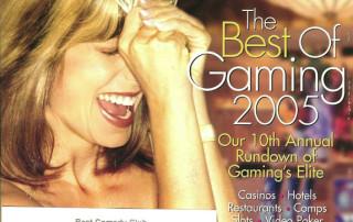 2005 Casino Player - Best Comedy Club
