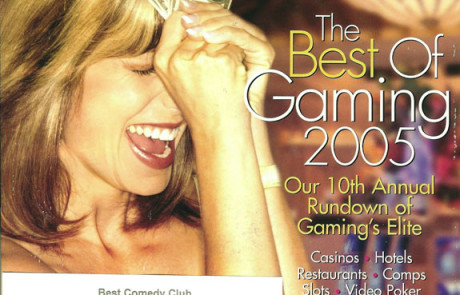 2005 Casino Player - Best Comedy Club
