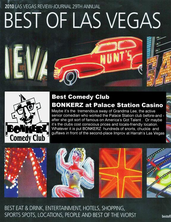 2010 Best of Las Vegas
