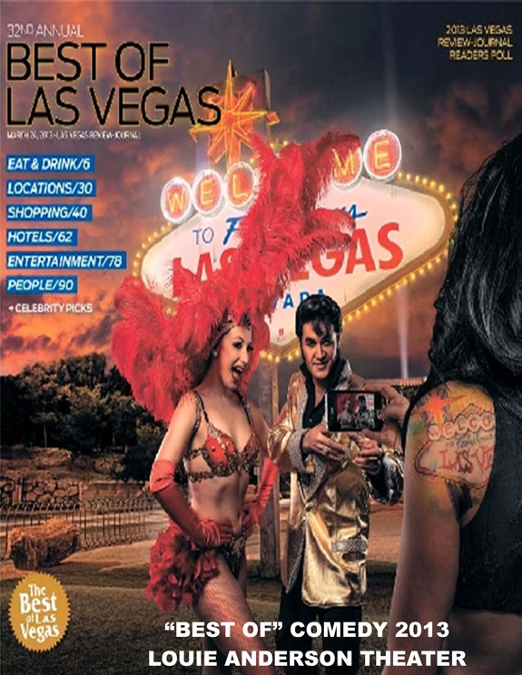 2013 Best of Las Vegas - Comedy Theater
