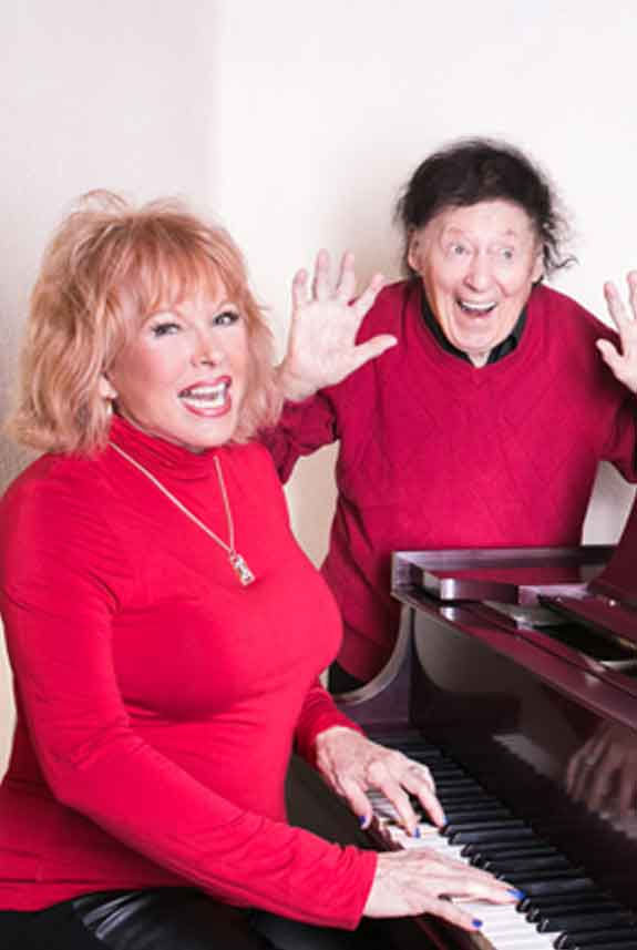 Marty Allen & Karon Kate Blackwell
