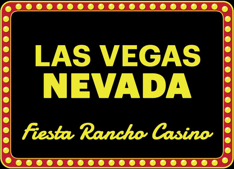 Las Vegas, Nevada - Fiesta Rancho Hotel & Casino