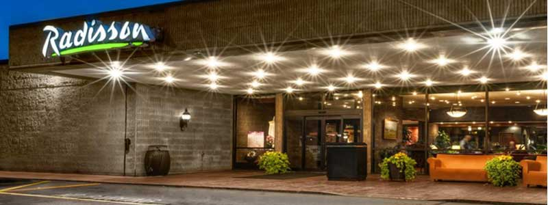 Bonkerz Comedy Club Corning - Radisson Hotel