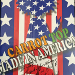 Carrot Top - Made In America Autographed Poster