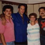 John Sanfelippo, Andrew Dice Clay, Mom, Joe Sanfelippo, Noodles