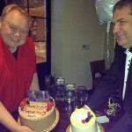 Louie Anderson's 30th Anniversary of the Tonight Show & Joe's Birthday