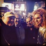 Louie Anderson, Joe Sanfelippo, Steve Levine and Carrot Top